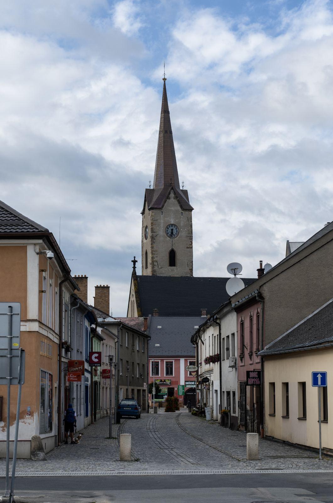Věž Mohelnice