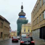 Choceňská vež Vysoké Mýto