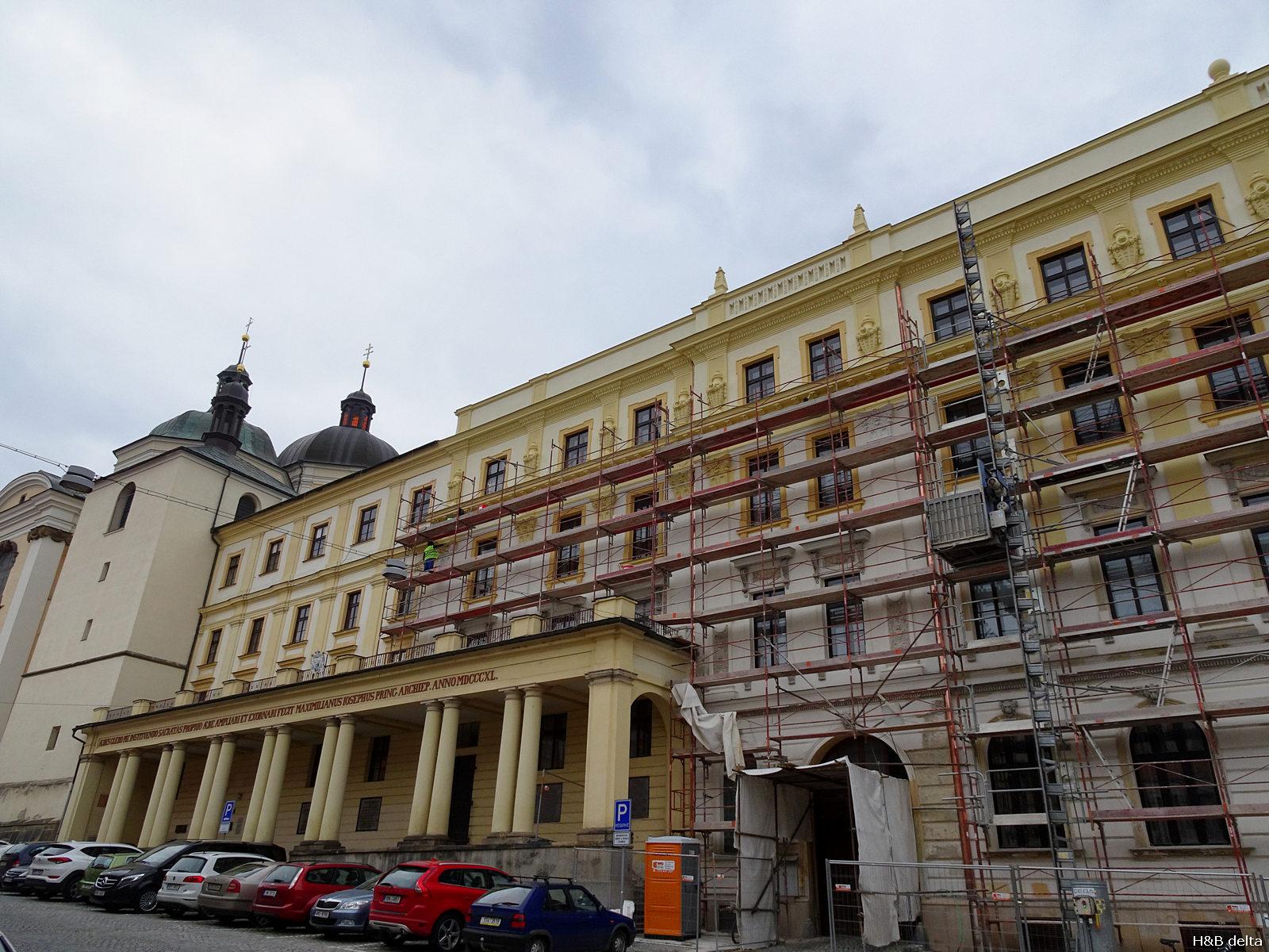 Arcibiskupský kněžský seminář v Olomouci