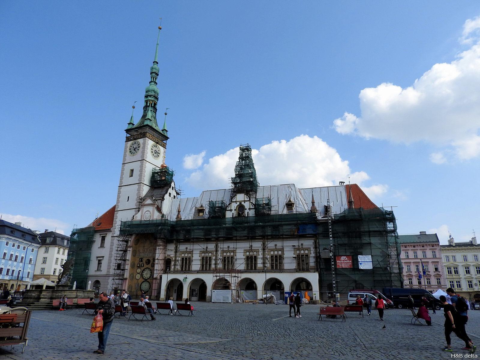 Radnice Olomouc