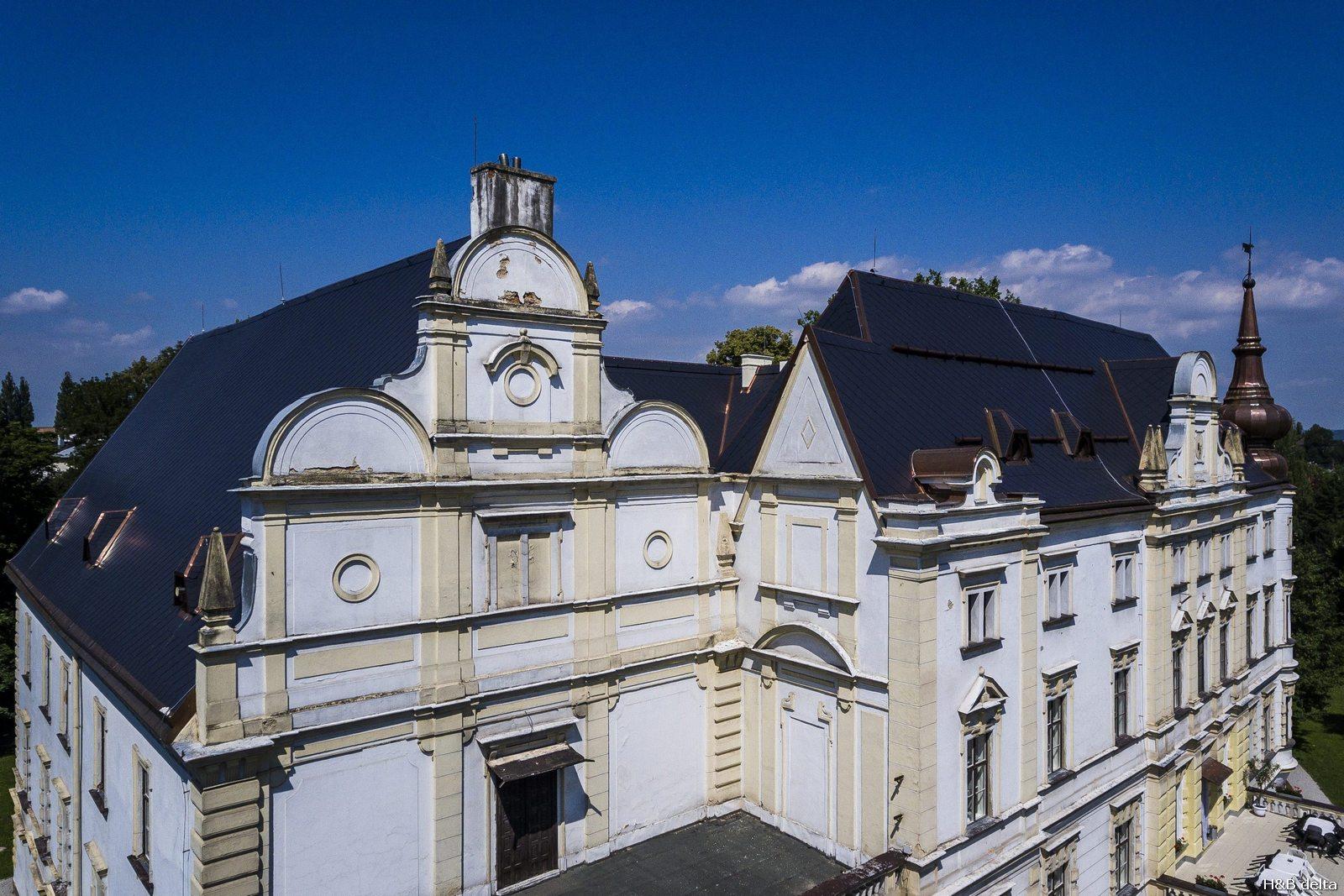 Zámek Bartošovice