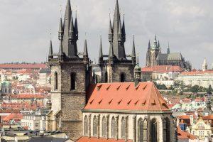 Praha - Týnský chrám
