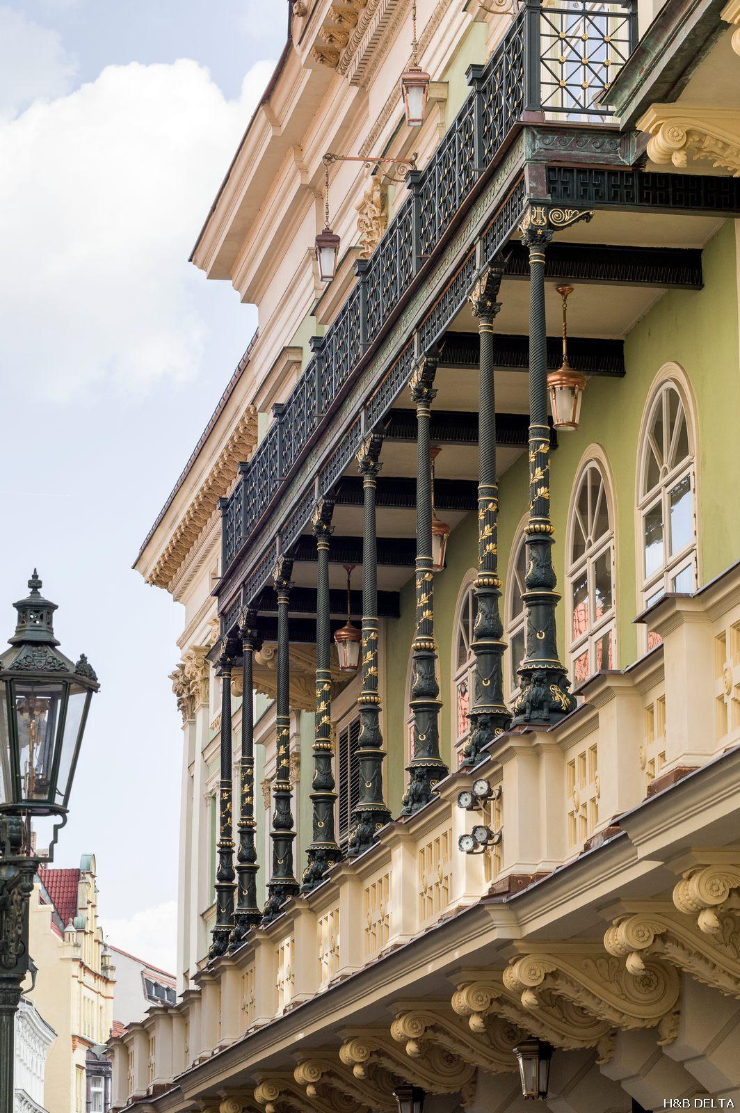 Stavovské divadlo Praha