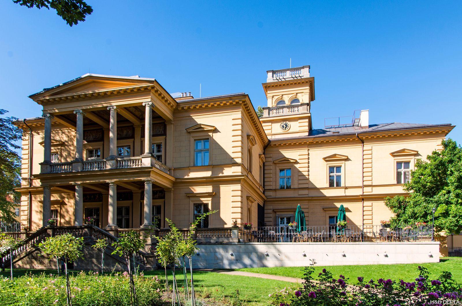Vila Lanna Praha