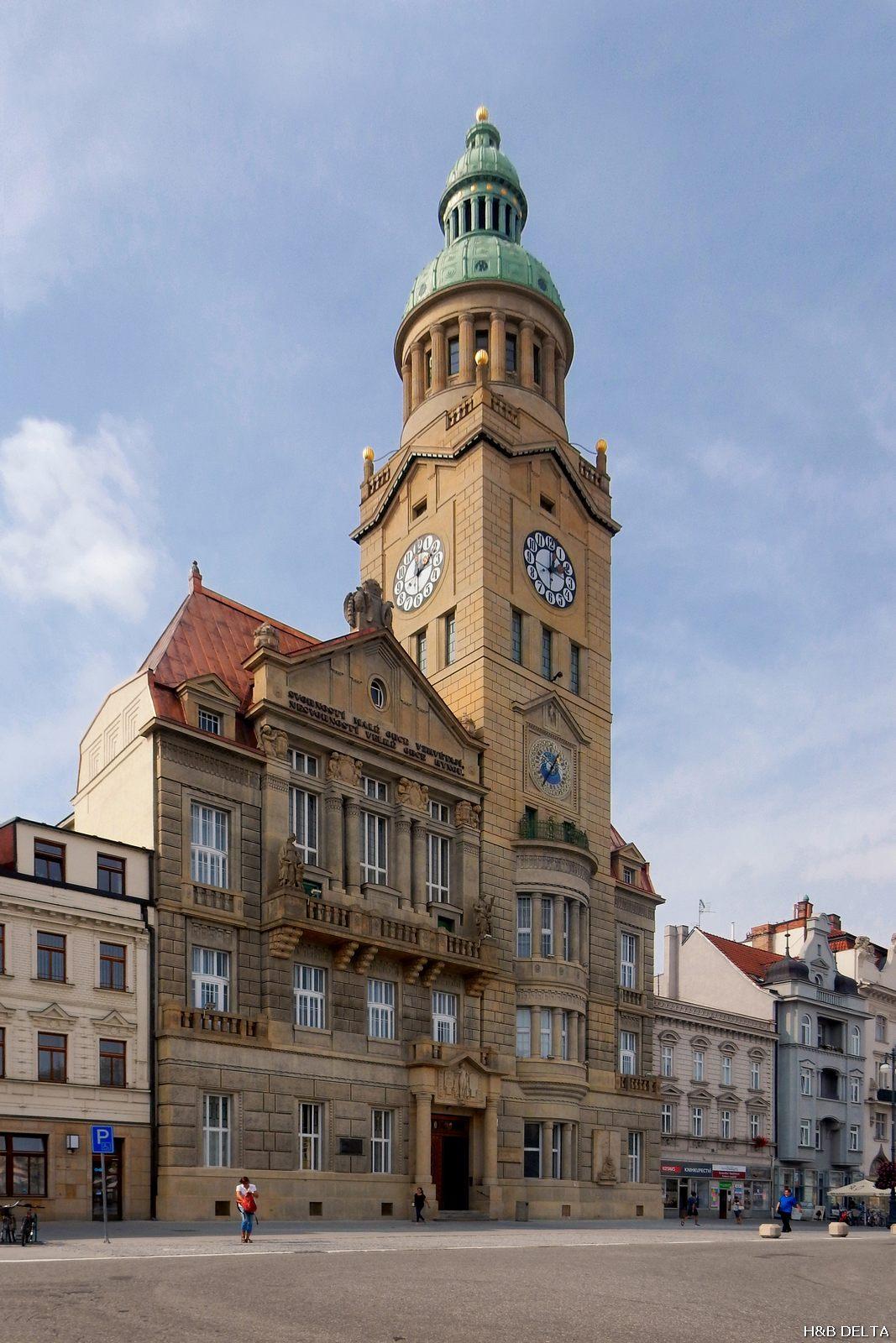 Nová radnice Prostějov