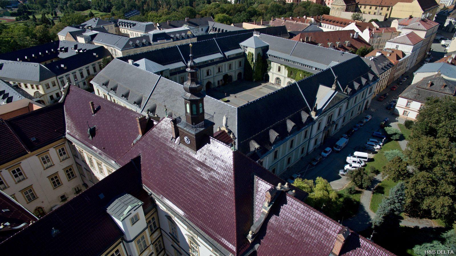 Arcibiskupský palác Olomouc