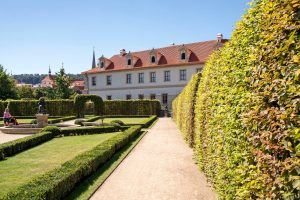 Valdštejnský palác Praha