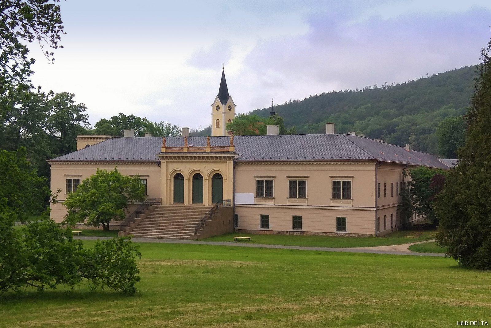 Zámek Čechy pod Kosířem