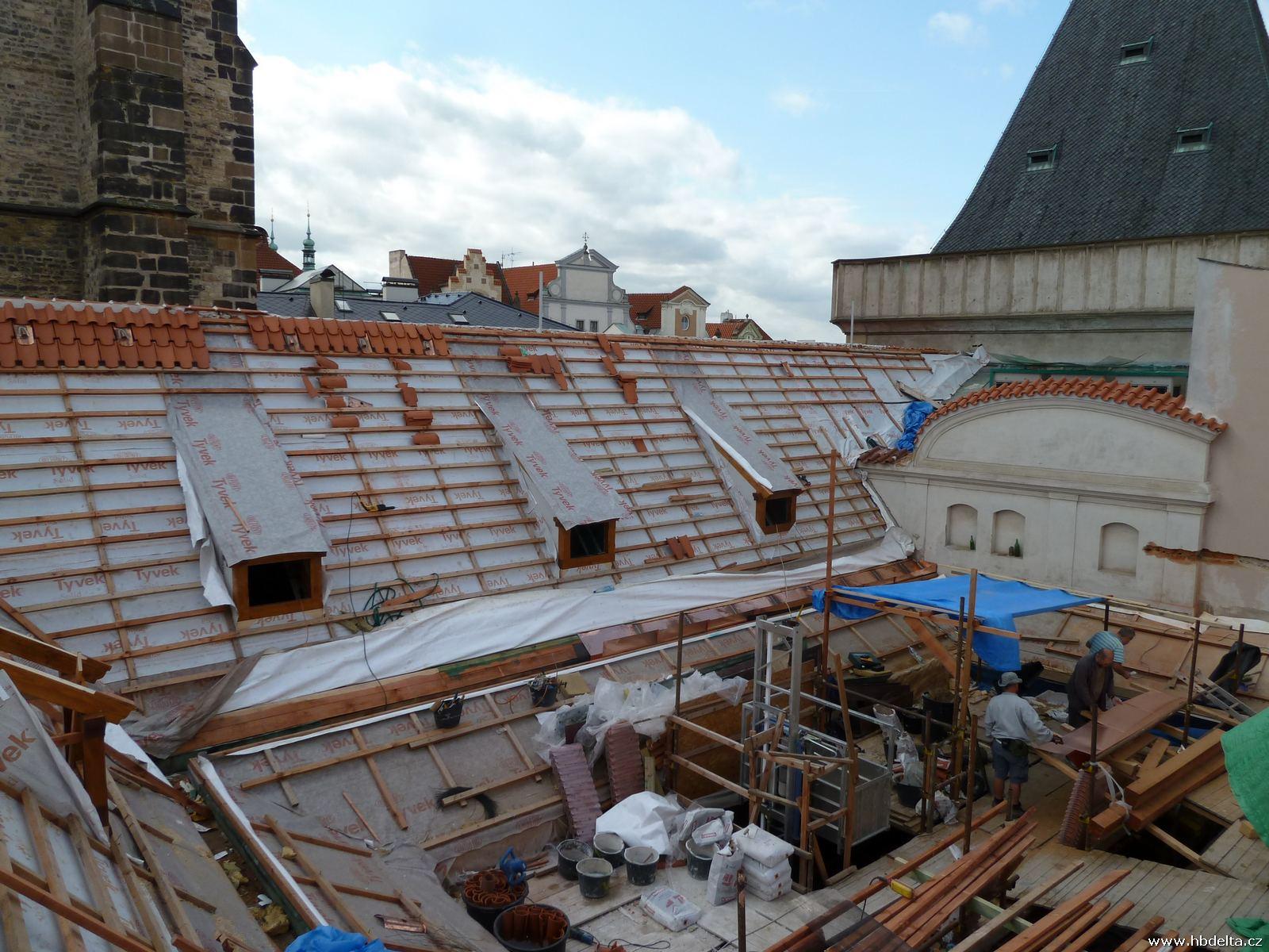 Praha - Dům U Kamenného zvonu