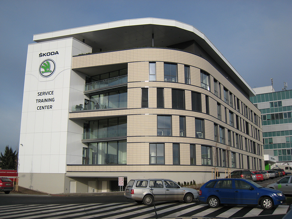 Škoda Auto Service Training Center Kosmonosy