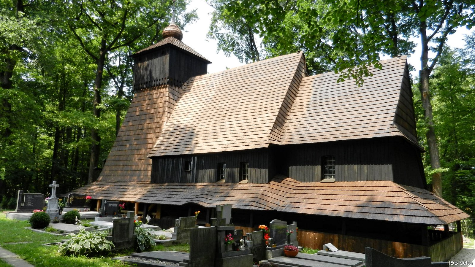 Kostel Božího Těla v Gutech (2012)