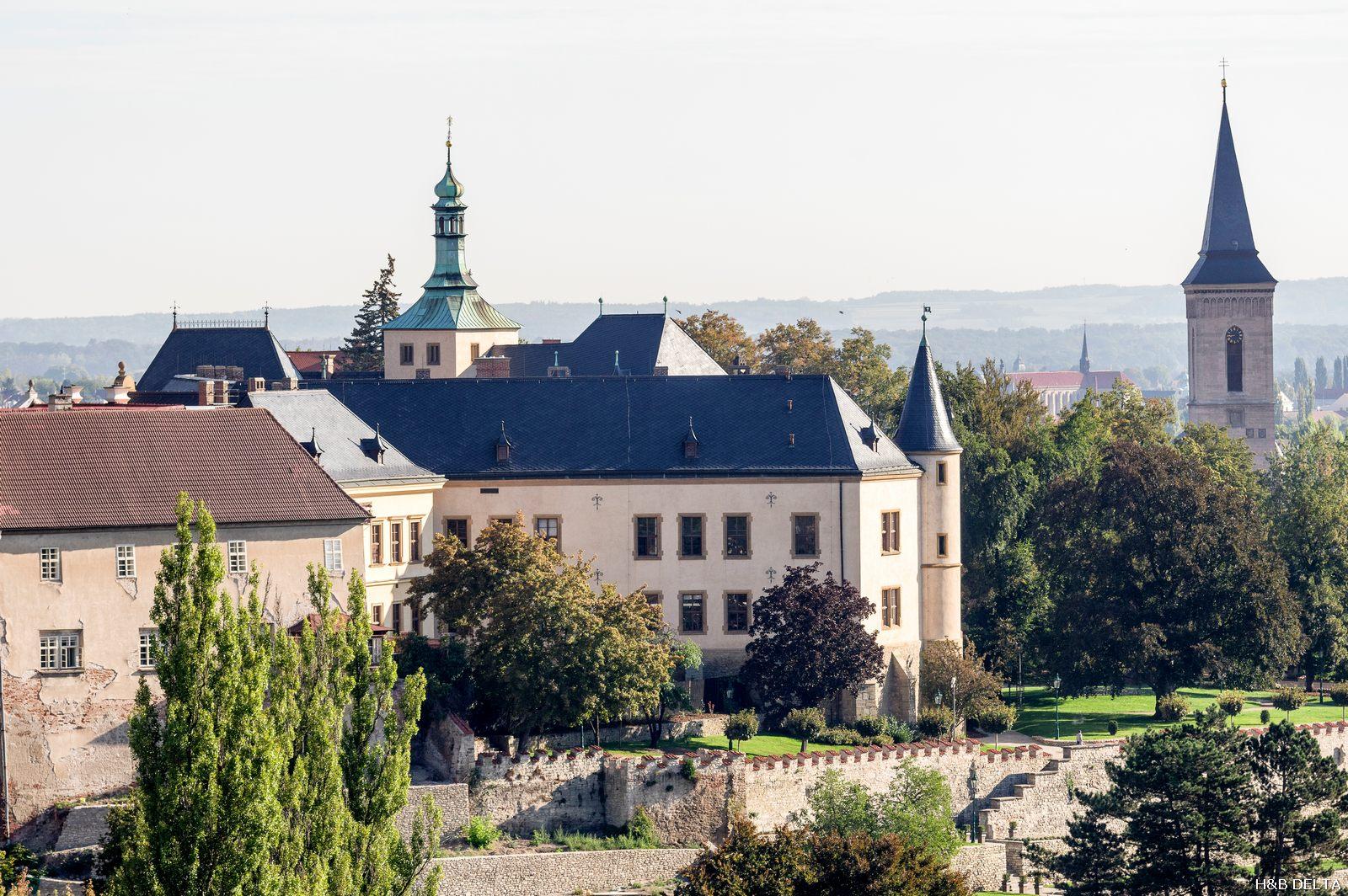 Vlašský dvůr Kutná Hora