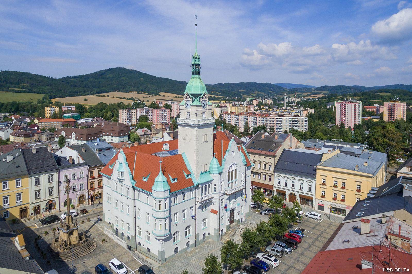 Radnice Šumperk