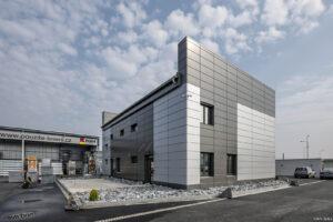 Administrativní centrum Velká Bystřice