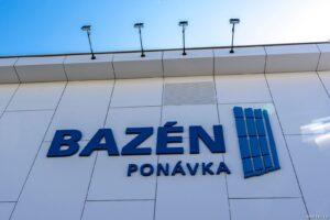 Bazén Ponávka Brno