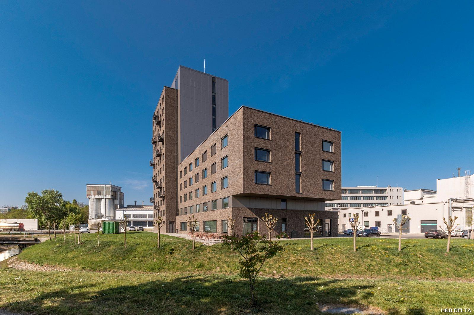 CTP ubytovna Brno