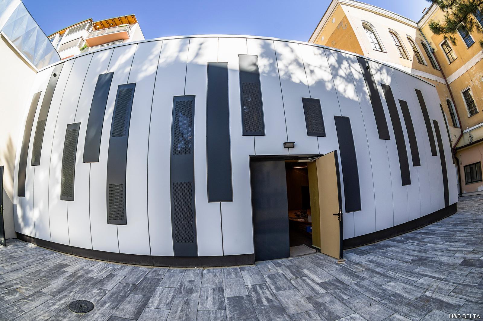 Koncertní sál Konzervatoře Brno
