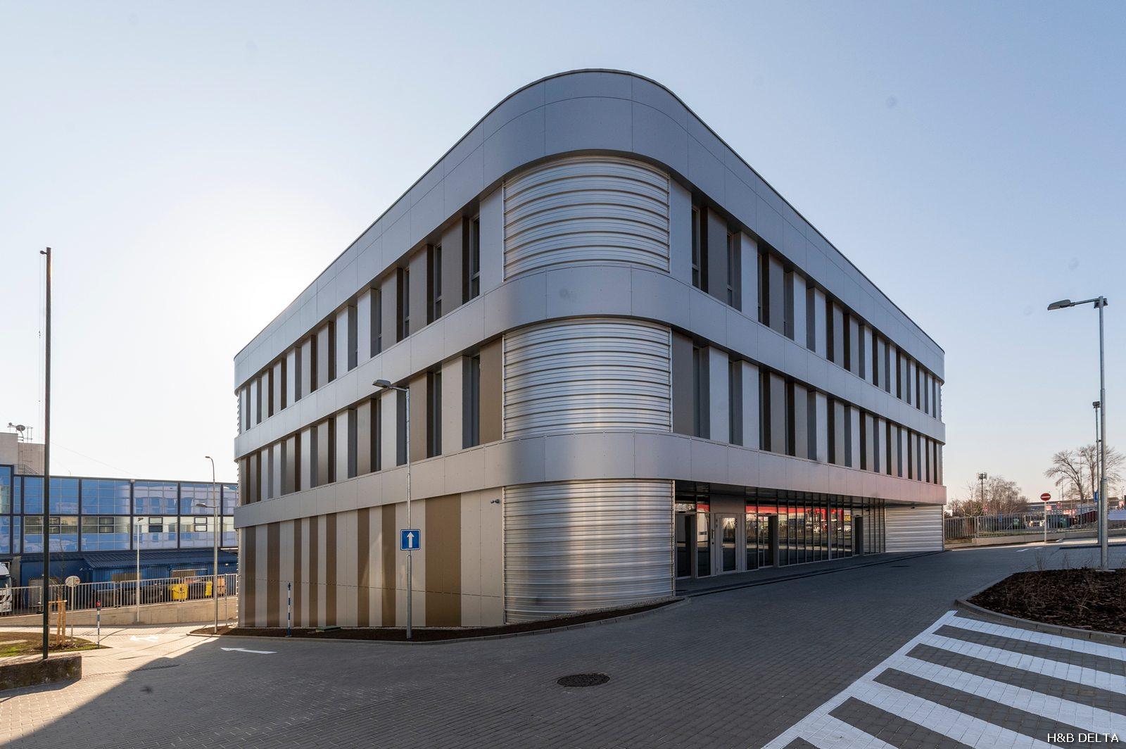 Obchodní centrum Polní Brno