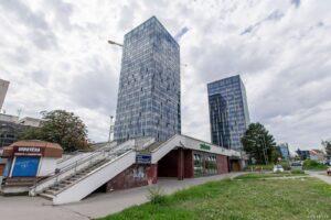 Šumavská Tower objekty B+C